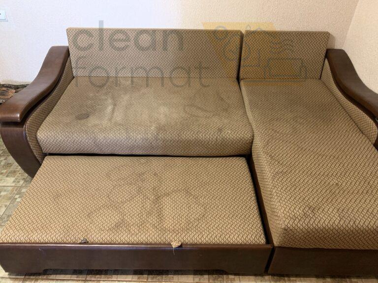 химчистка дивана на дому москва цена