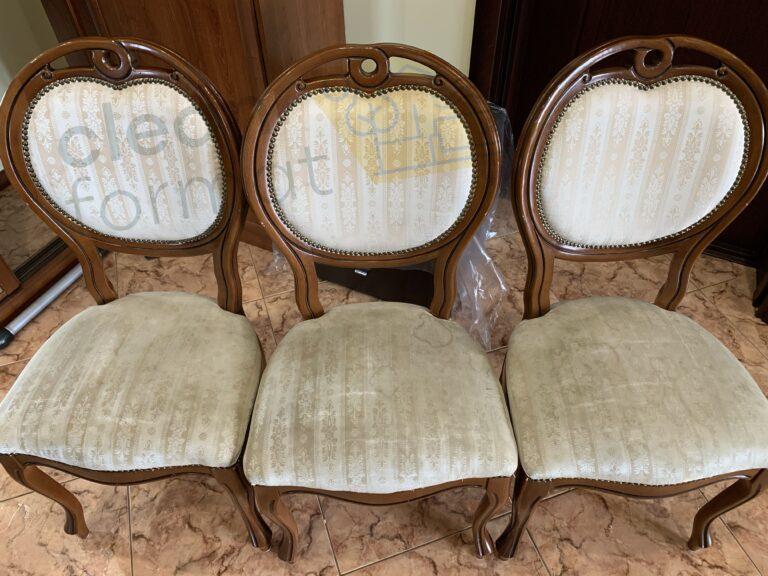 химчистка стульев цена