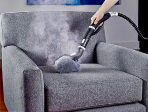 Сухая химчистка мебели